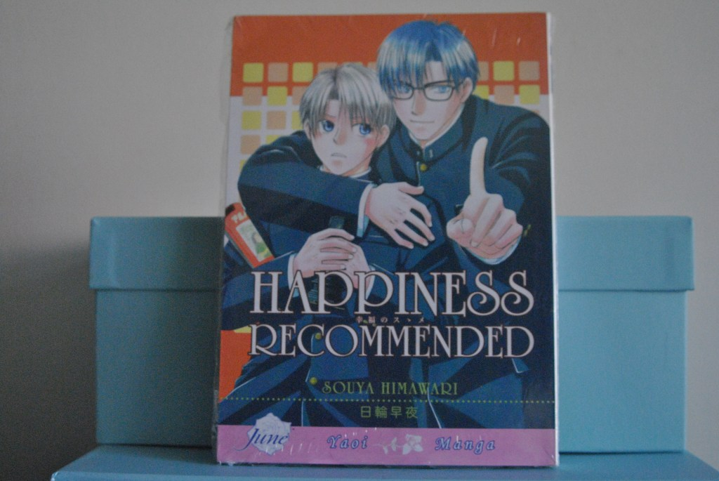 Himawari Souya--Happiness Recommended