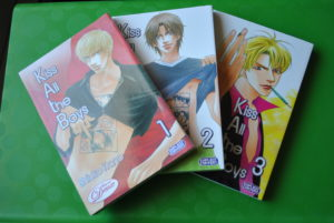 Kano Shiuko--Kiss All the Boys V01-V03-01