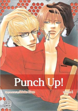 Kano Shiuko--Punch Up V01