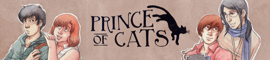 {Kori Michele Handwerker} Prince of Cats-01