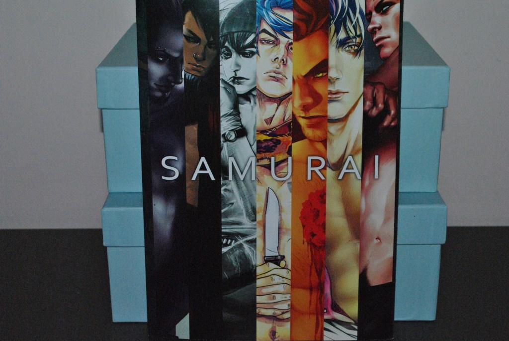 Various--Samurai Artbook-03