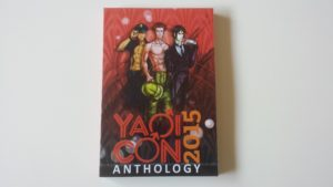 {Various} YaoiCon 2015 Anthology-01