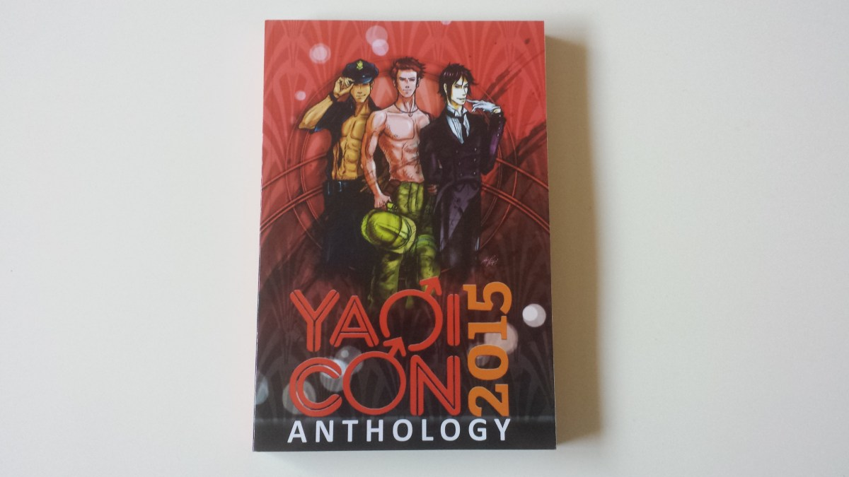 New Arrivals: YaoiCon 2015 Anthology