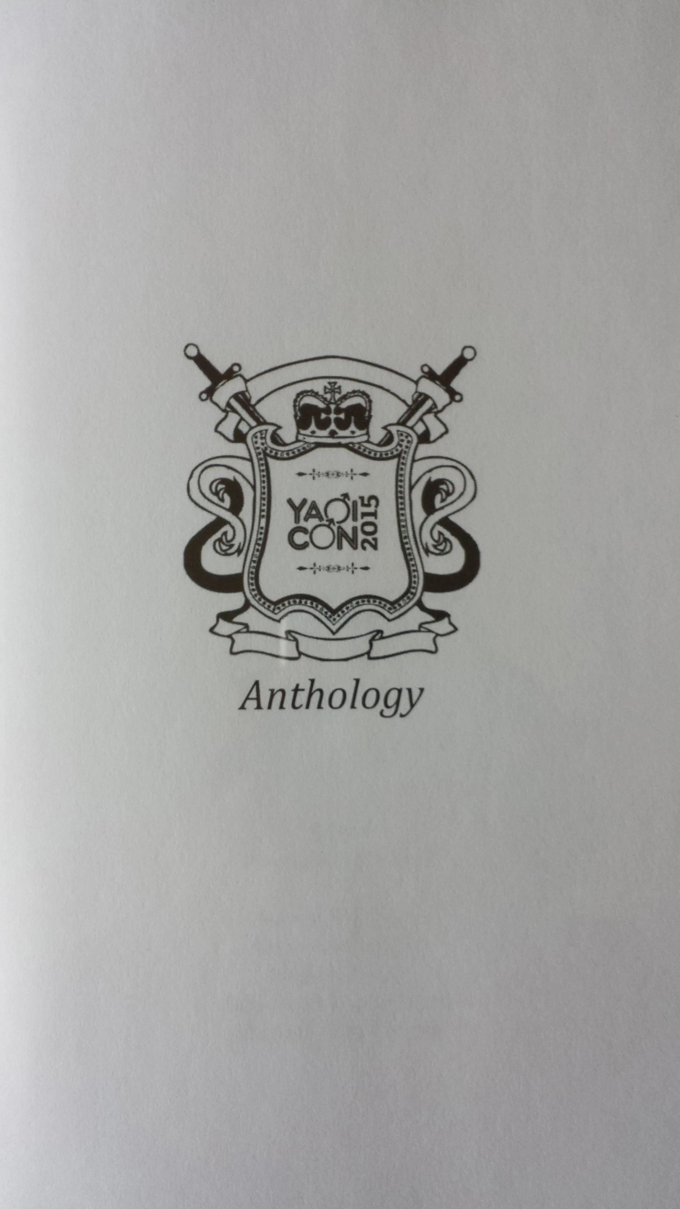 {Various} YaoiCon 2015 Anthology-03