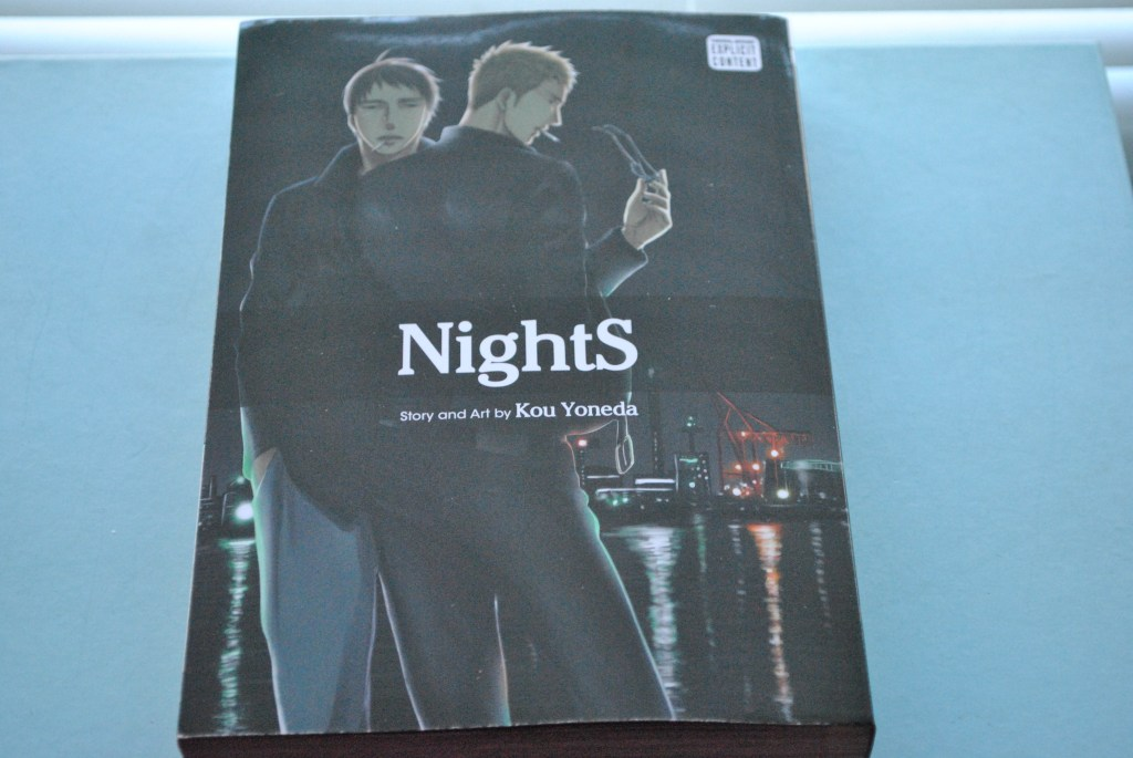 Yoneda Kou--NightS-01