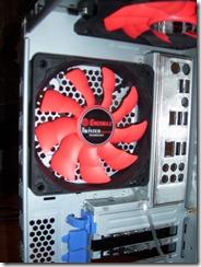Rear Fan