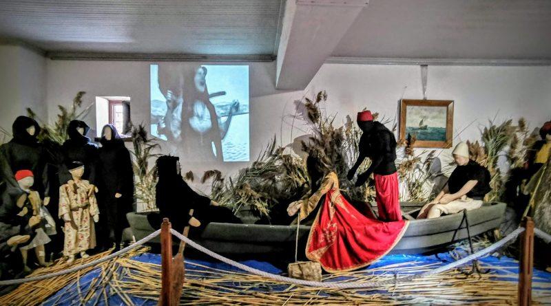 Fru Frosinis museum, Ioannina. Foto: John Göransson.