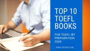 BEST 10 TOEFL BOOKS