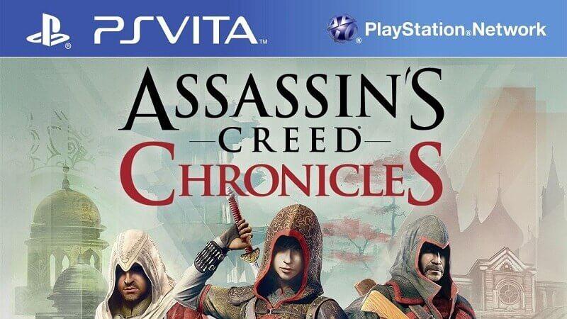 Assassin S Creed Chronicles Ya Esta Disponible Para Ps Vita