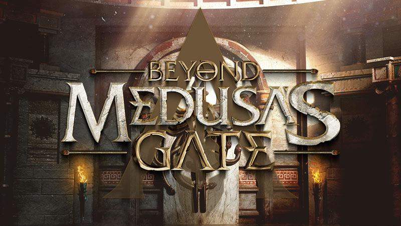 Beyond Medusa's Gate en VR