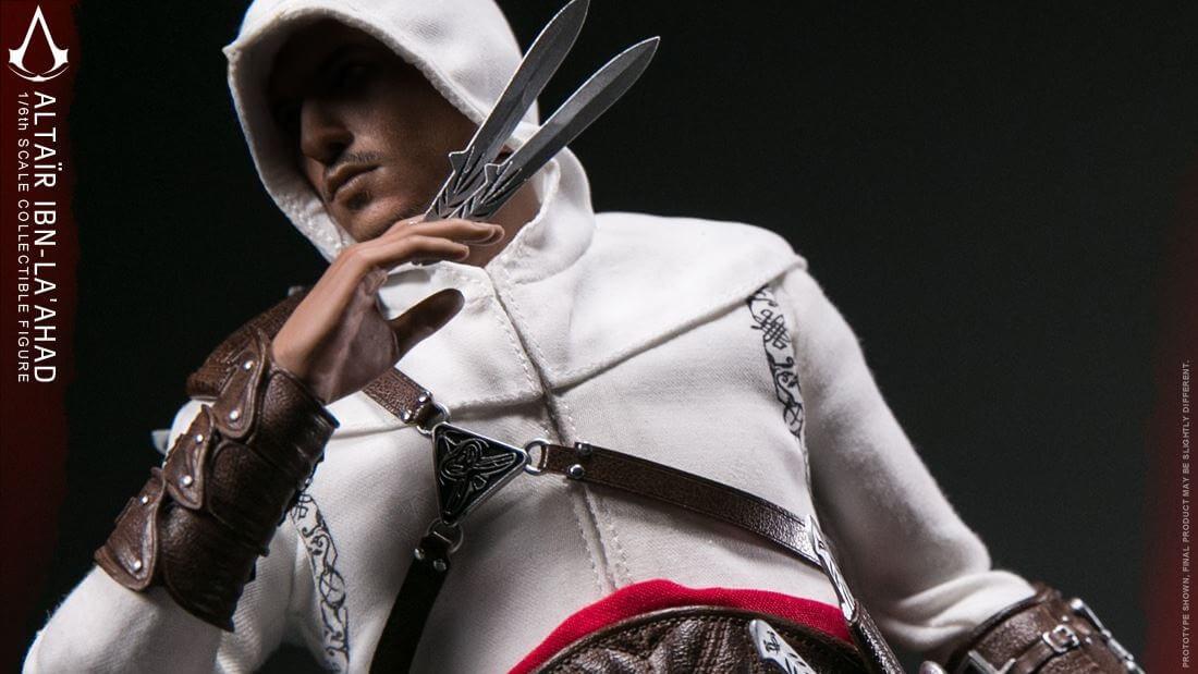 Figura de Altaïr por Damtoys