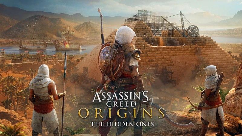 Assassin's Creed Origins: Los Ocultos, en enero