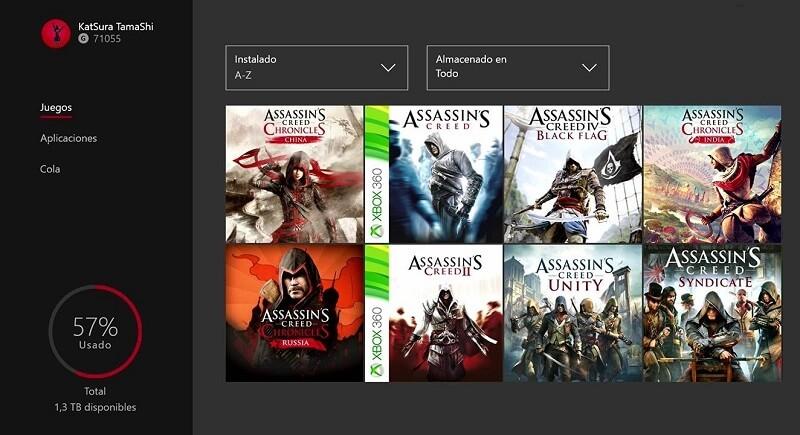 Assassin S Creed Ya Es Retrocompatible En Xbox One