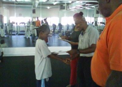 Grenadataekwondo Grenada Summer programme 2009