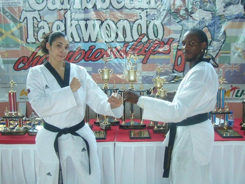 9th Caribbean Championships May 2008