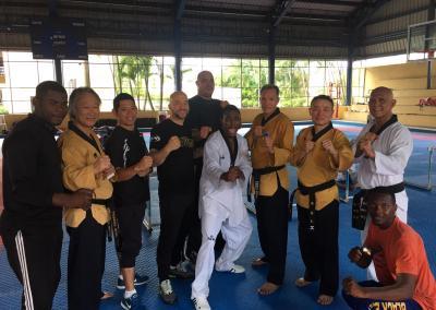 Pan-American Taekwon-do Union 2019 - Participants