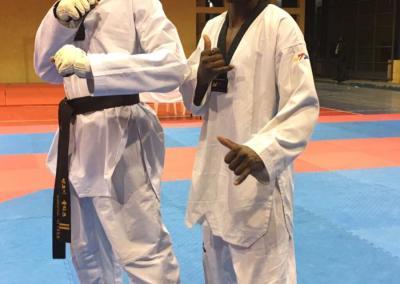 Pan-American Taekwon-do Union 2019 with Rowan Charles