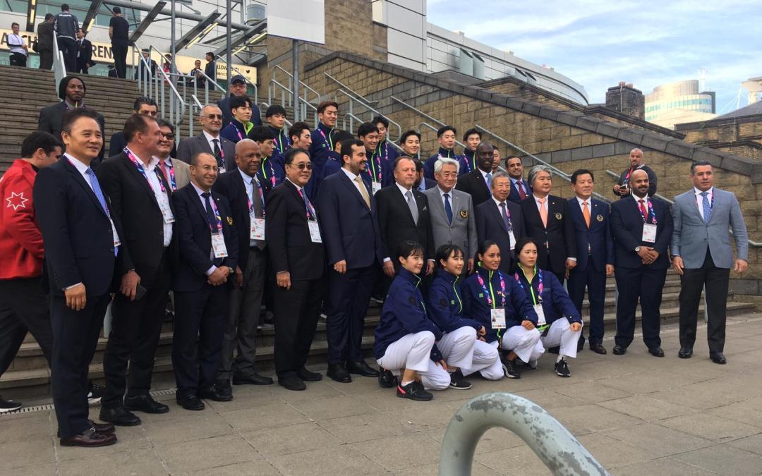 World Taekwondo Championships, Manchester, England 2019