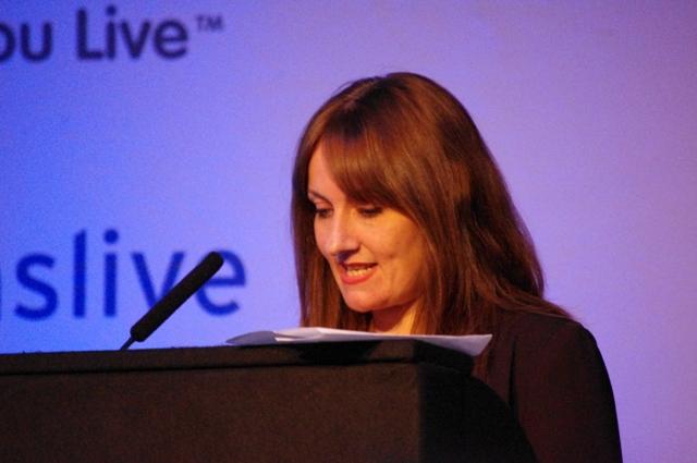 Blogger's Keynote at BritMums Live