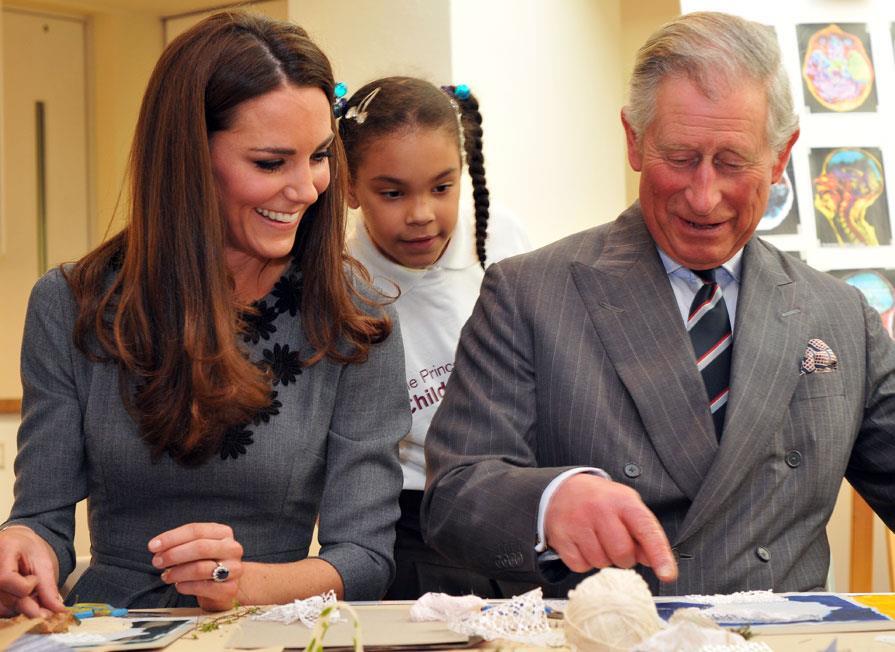 A Royal Visit