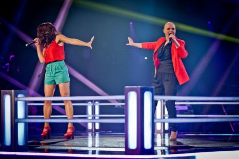 The Voice – The Battles