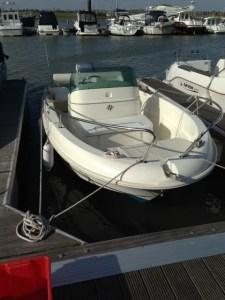 Dad's boat