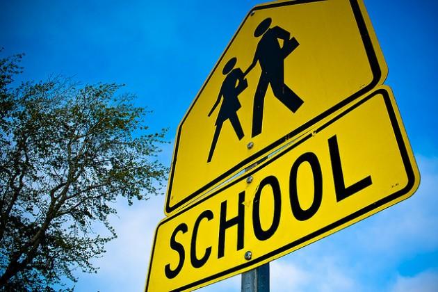 School Run-ning