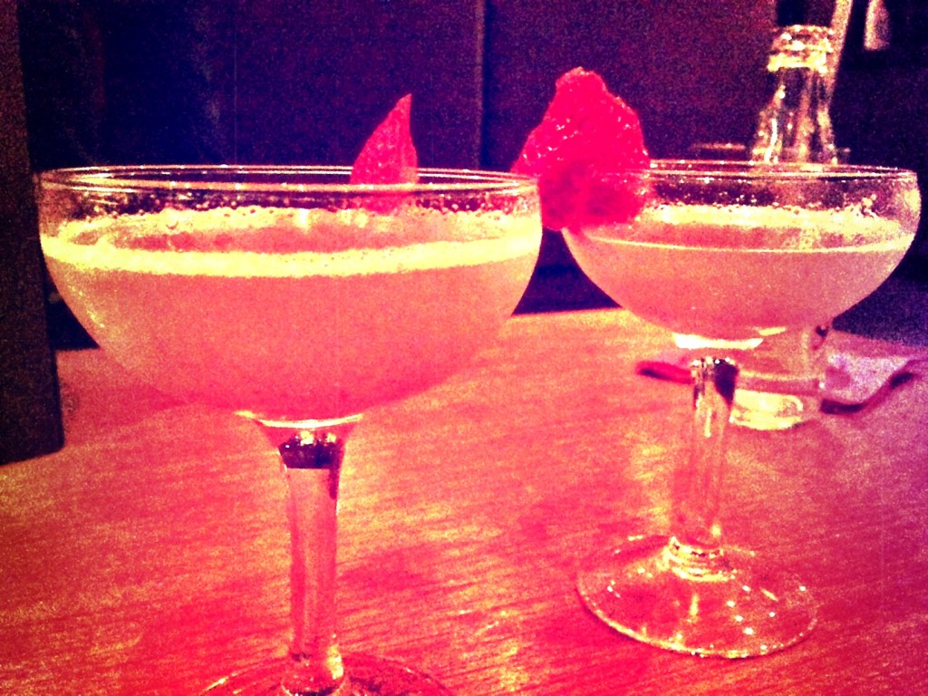 Cocktails with my Sister