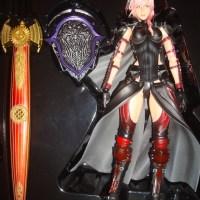 Lightning returns Final Fantasy XIII figurine Kai