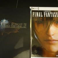 [Reception]FFXV collection: jeux+guide