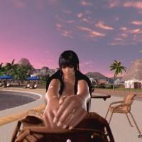 [PSVR]Dead Or Alive Xtreme 3 VR Testing