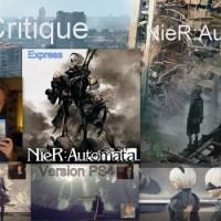 [Critique E1]NieR:Automata GOTY 2017