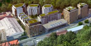 Esplanade Piolle 650 logements