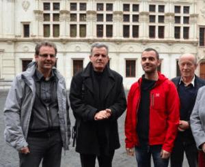 Ces hommes sont dangereux parce que dogmatiques et organisés: Vincent Fristot, Raymond Avrillier, Olivier Bertrand et Vincent Comparat (Verts/Ades )