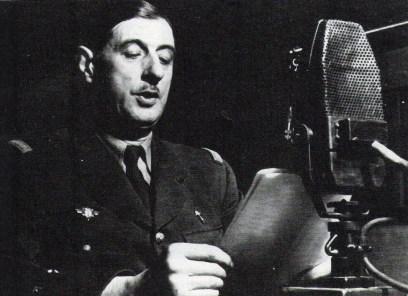 Charles de Gaulle : La France a perdu une bataille mais la France n'a pas perdu la guerre !