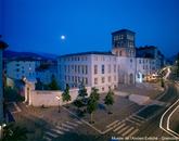 L'ensemble évêché cathédrale, une réalisation des municipalités Carignon