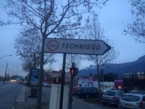 La municipalité Carignon a réalisé Technisud, un projet exempalire pour apporter de l'emploi