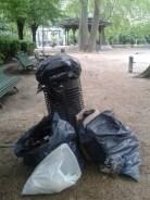 les poubelles débordent mais les coffres de voitures des amis de Piolle sont vides