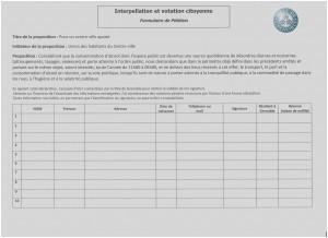 scan uhcv pétition