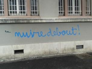 """""""street art fest"""", le """"off"""" 2016, Gambetta Street : MESSAGE COMPRIS"""