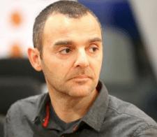 Olivier Bertrand (Verts/Ades) a pris en mains la programmation du Palais des Sports