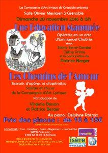 UNE EDUCATION MANQUÉE et LES CHEMINS DE L'AMOUR