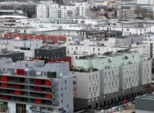 comme le chauffage est la principale cause de la pollution , le bétonage de la ville est une des causes de la pollution ( ici Vigny-Musset)