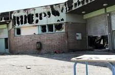 l'école de la Butte avait brûlé suite à un défaut d'entretien du réseau électrique ( Paul Bron le donneur de leçons étant adjoint PS au scolaire)