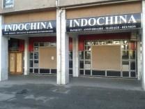 Indochina doit changer ses vitrines victime de la délinquance des tentatives de racket