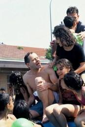 la gauche et les Verts/Ades grenoblois avaient mis fin aux piscines installées l'été dans les quartiers par la municipalité Carignon