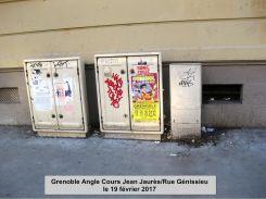 Grenoble street pourrie