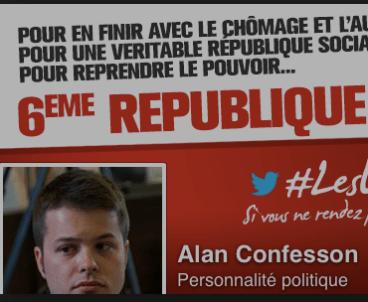 ... Alan Confesson...