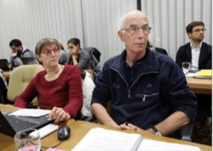 Guy Thuscher et Bernadette Richard-Finot membres de la majorité municipale ont eu l'honnêteté de reconnaitre la trahison des engagements