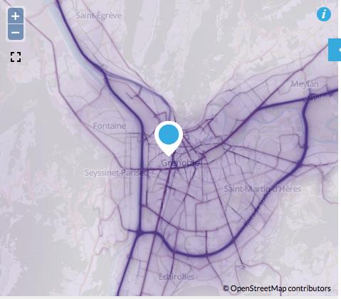 Avant la fermeture de Grenoble la carte de la pollution de Air Rhône-Alpes démontrait que la rocade Sud et A 480 bloquées depuis 20 ans par les élus de gauche et Verts/Ades étaient la première source de la pollution. Avec la fermeture de Grenoble tous ces facteurs sont aggravés !